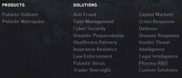 Palantir_Products