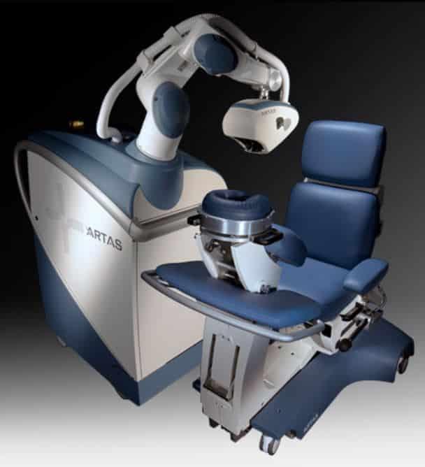 ARTAS Robotic Surgery Hair Transplant