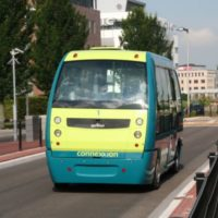 The First Autonomous Vehicles from 2getthere