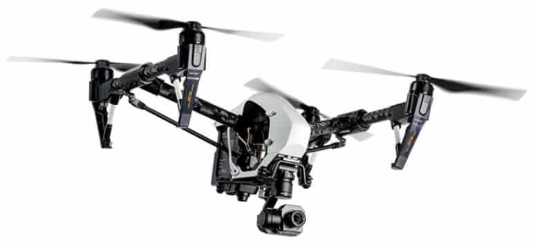 Firefighting Drone Flir