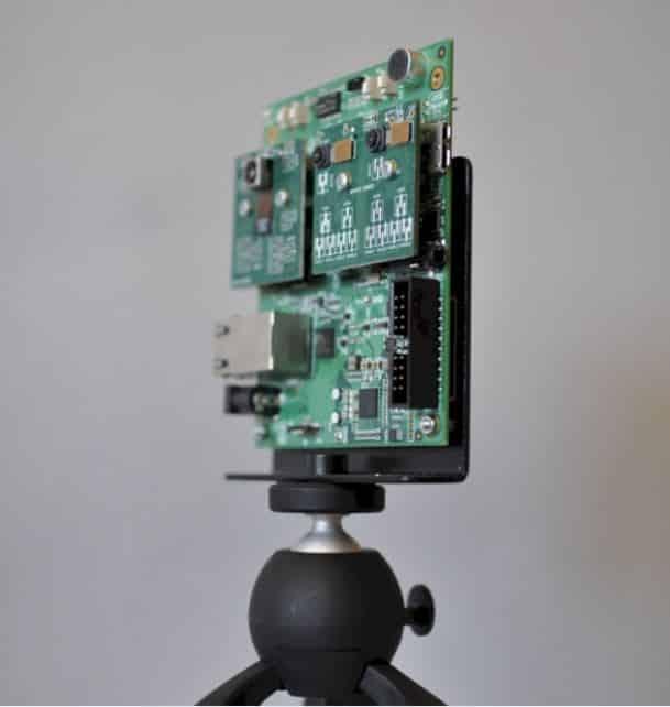 Movidius Security Drone Vision Chipset