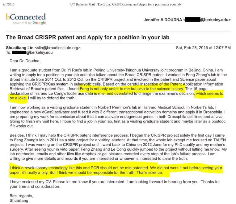 crispr-email
