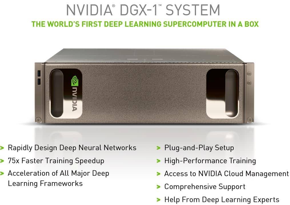 nvda deep learning hardware