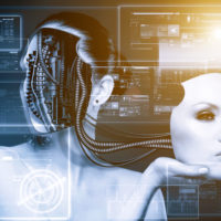 Humanoid Robots Are At Your Service