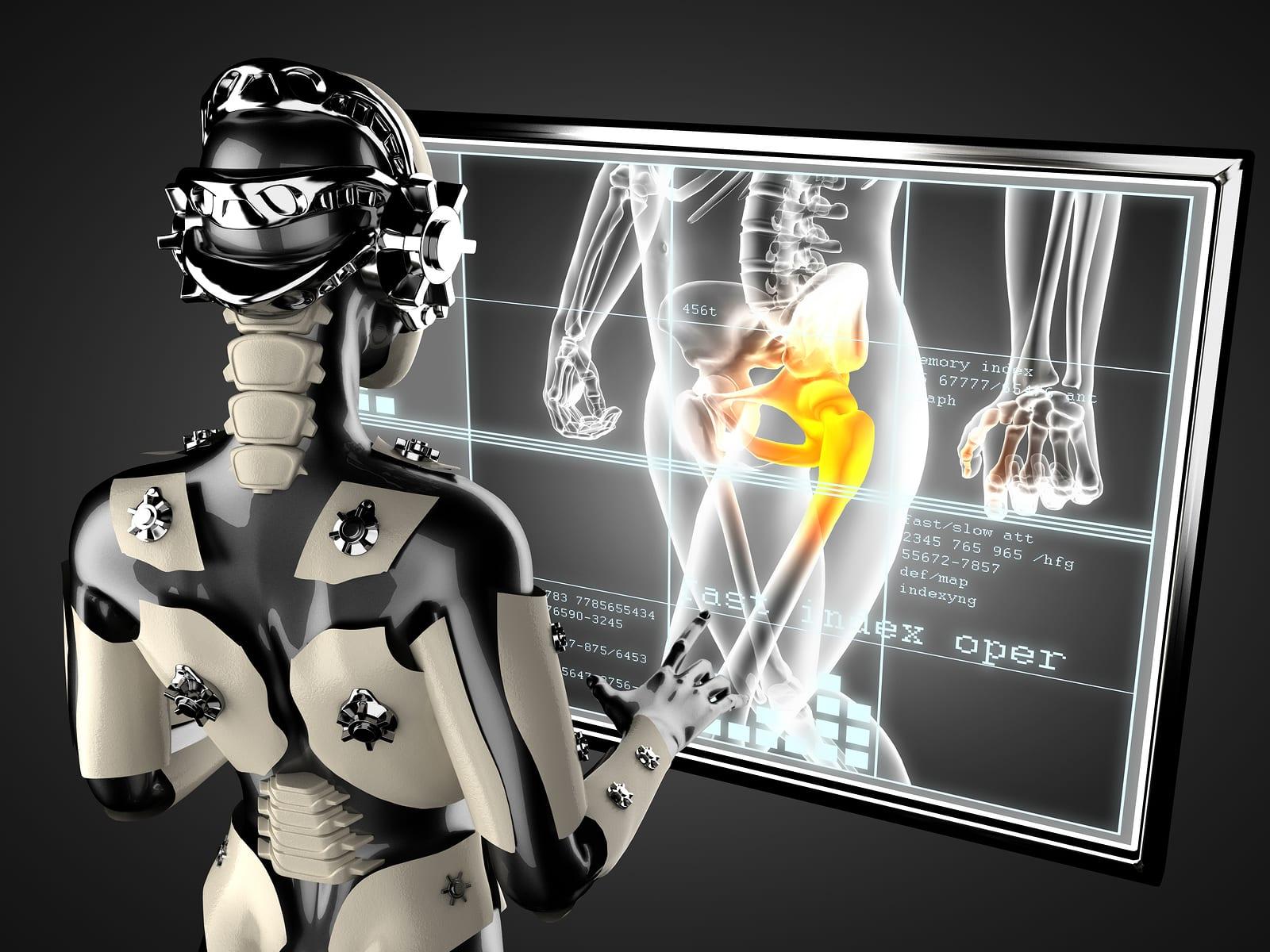 9 Artificial Intelligence Startups In Medical Imaging