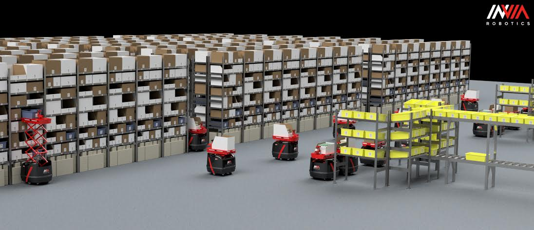 an overview of warehouse robotics innovations Of routine operations, particularly in warehousing and manufacturing spaces  work  04 using autonomous robots to drive supply chain innovation overview.