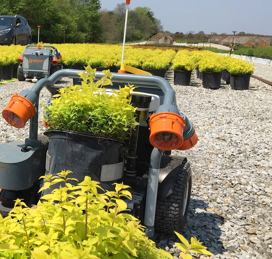 Agriculture Robots for Nurseries