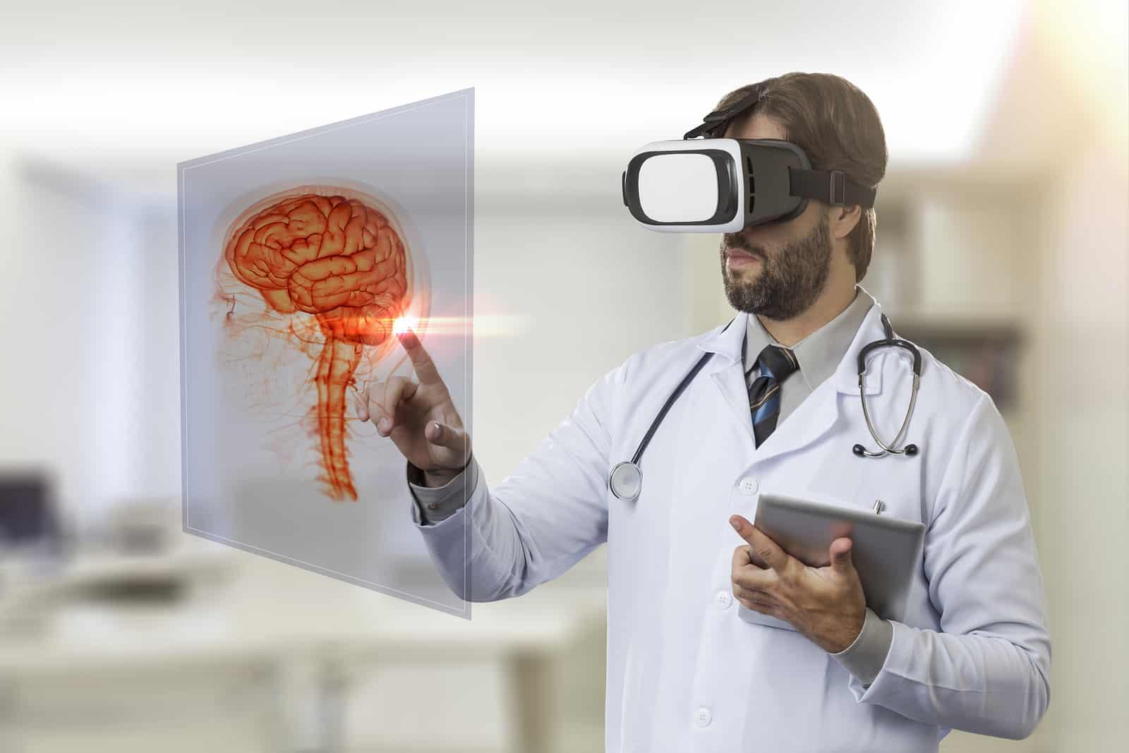 15 Virtual Reality Startups in Healthcare - Nanalyze